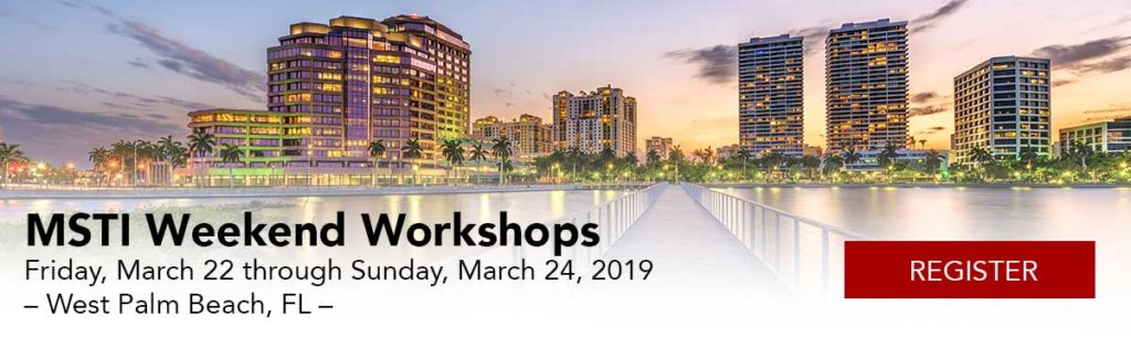 Weekend Workshops - West Palm Beach