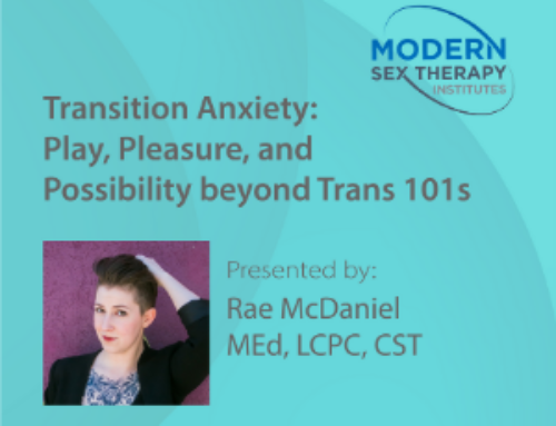 Upcoming Sex Therapy Events at MSTI