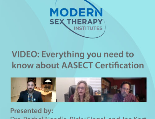 VIDEO: Everything you need to know about AASECT Certification